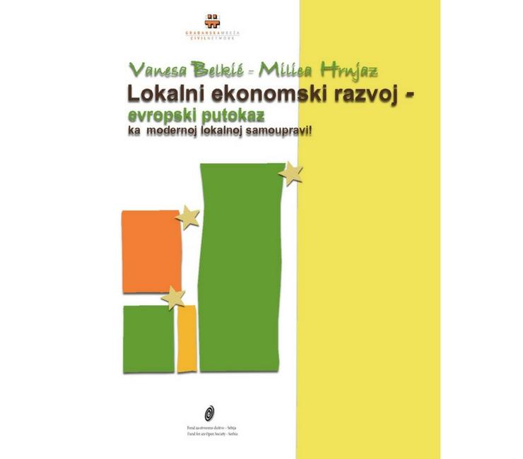 Lokalni ekonomski razvoj-evropski putokaz